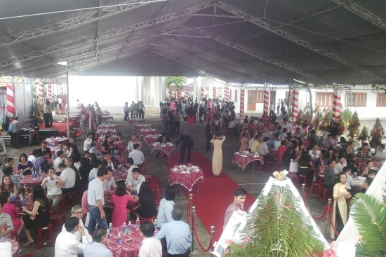 Lễ kỷ niệm 40 năm thành lập trường
