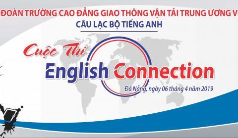 """Sự kiến sắp diễn ra: Cuộc thi """"TIẾNG ANH KẾT NỐI CỘNG ĐỒNG"""" (English connection) - ngày 06/4/2019"""