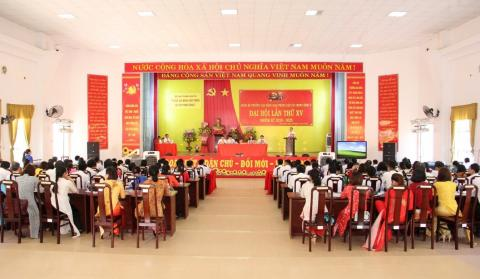 Đại hội Đảng bộ Trường Cao đẳng Giao thông vận tải Trung ương V lần thứ XV, nhiệm kỳ 2020 - 2025
