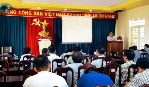 Gặp mặt truyền thống kỷ niệm 74 năm ngày thành lập của QĐND Việt Nam và 29 năm ngày Hội Quốc phòng toàn dân