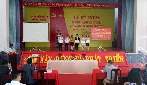 Hội nghị công tác GVCN-CVHT năm học 2016-2017