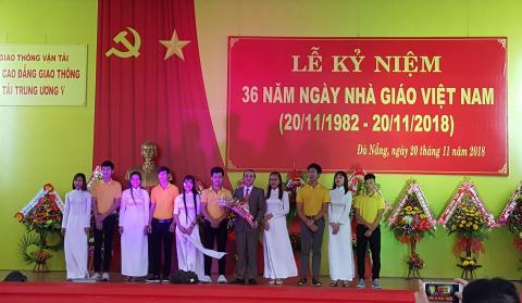 Lễ kỷ niệm 36 năm ngày Nhà giáo Việt Nam 20 tháng 11
