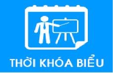 Thời khóa biểu tuần 22 Khóa 2018 (từ ngày 30/12/2019 đến 03/01/2020)