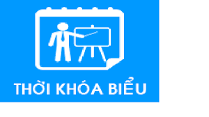Thời khóa biểu tuần 24 (từ ngày 07/01 đến 11/01/2019)
