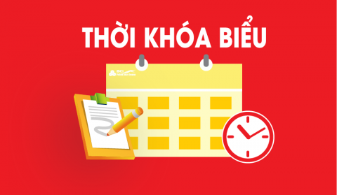 Thời khóa biểu tuần 44 (Thực hiện từ ngày 31/5/2021 đến ngày 5/6/2021)