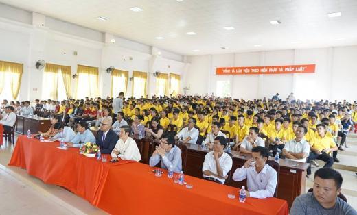 Lễ Khai giảng năm học 2018-2019 Trường Cao đẳng Giao thông Vận tải Trung ương V